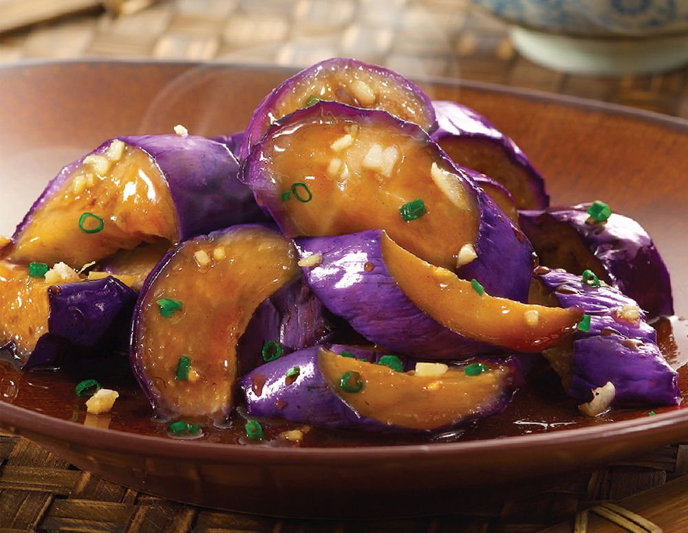 Recipe Brown Braised Eggplant CN