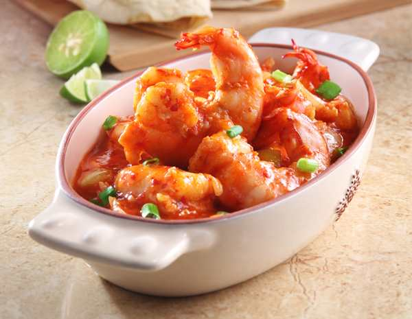 Recipe Chili Garlic Butter Prawns